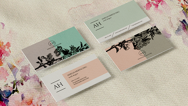 MIP Artiste Business Card