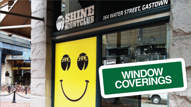 Permanent Window Coverings